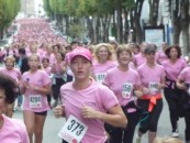 La Lorientaise contre le cancer.