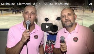 Video : Initiative  lors d'un match de hockey